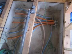 屋内設備配管